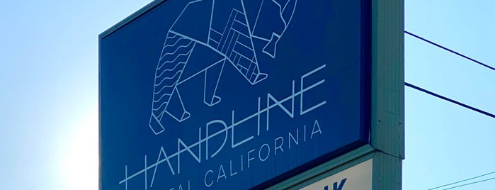 Handline is one of Santa Rosa & Sonoma Co. Patios.