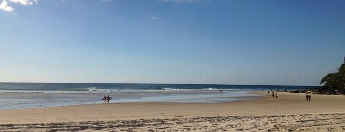 Coolangatta Beach is one of Australia.