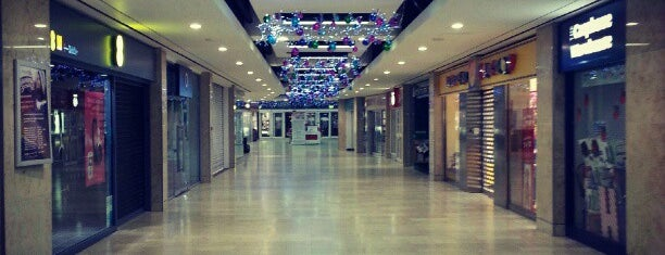 Houndshill Shopping Centre is one of Blackpool Illuminations Things To Do.