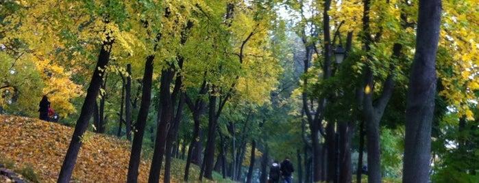 Мариинский парк is one of Kiev_travel.