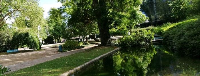 Parc de la Patte d'Oie is one of Reims.