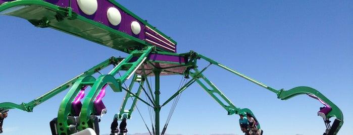 Insanity - Stratosphere is one of Las Vegas.