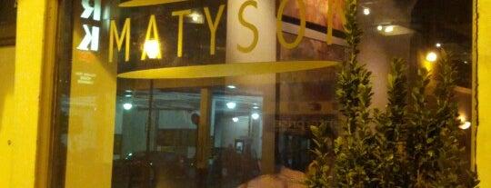 Matyson is one of 50 Best Restaurants in Philadelphia for 2013.