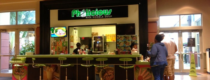 Pholicious is one of SoFlo spots.