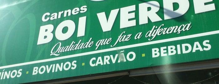 Carnes Boi Verde is one of Goiânia.