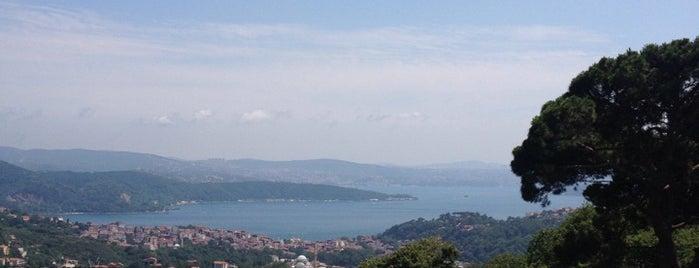 Aşıklar Tepesi is one of istanbul.
