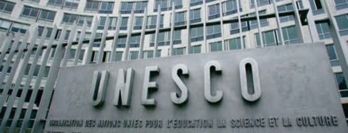 UNESCO is one of Orte, die Esra gefallen.