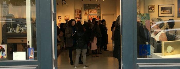 Studio Gallery is one of BAY-ACTIVITY-art.