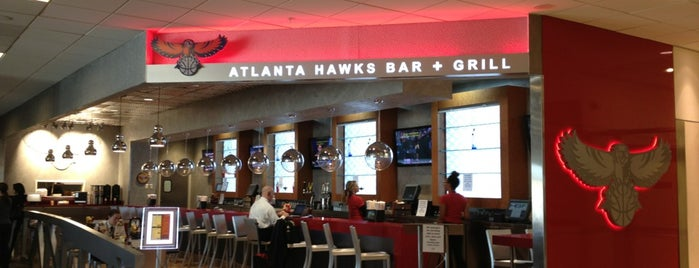 Atlanta Hawks Bar & Grill is one of Places to visit..
