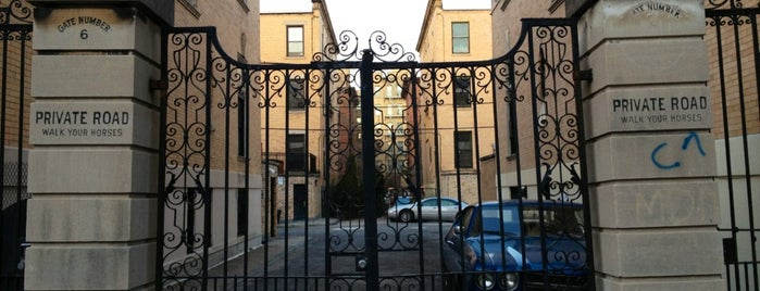 Strivers' Row is one of Official NYC Neighborhoods: Manhattan.