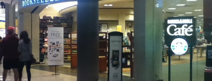 Barnes & Noble is one of All The Places I Can Think of That I've been.