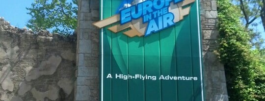 Europe in the Air - Busch Gardens is one of Going Traveling!.