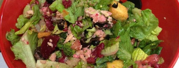 Salad Creations is one of Lugares guardados de Mike.