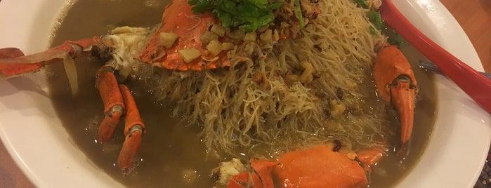 Long Ji Crab Beehoon is one of Silene'nin Beğendiği Mekanlar.