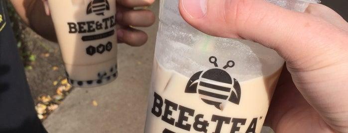 Bee & Tea is one of Lieux qui ont plu à Uyen.