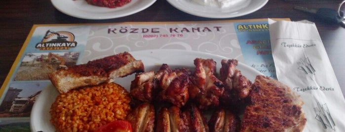 Közde Kanat is one of Restaurantlar.