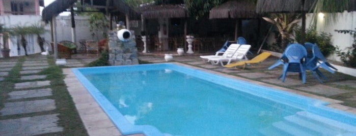 Pousada Villa Irene is one of Aqui tem Wifi grátis - Natal/RN.