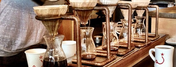 Ritual Coffee Roasters is one of CoffeeGuide..