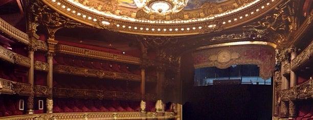 Opéra Garnier is one of My Paris.