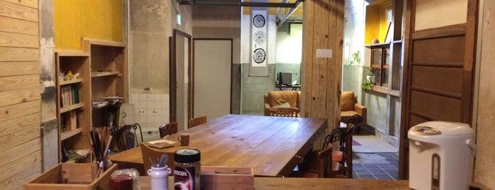 The Deer Park Inn is one of Nara + Kyoto.