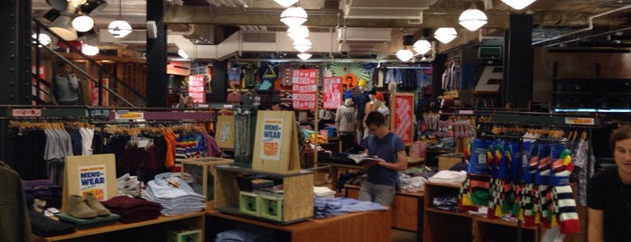 Urban Outfitters is one of Shopping in London.