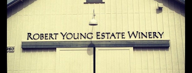 Robert Young Estate Winery is one of Sonoma County.