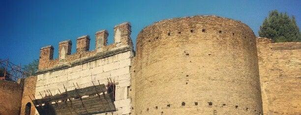 Porta Latina is one of ROME - ITALY.