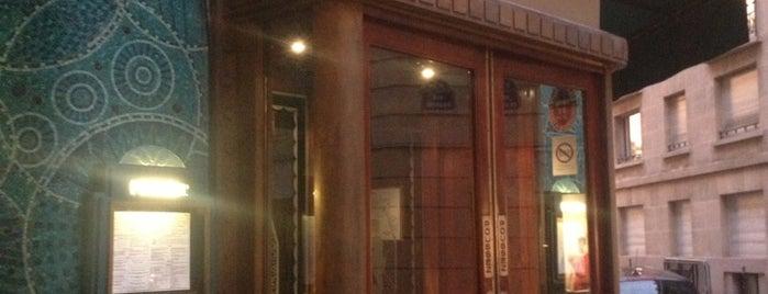 Restaurant Prunier is one of Paris.