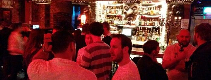 Tengu Izakaya is one of Drinkin' Dublin.