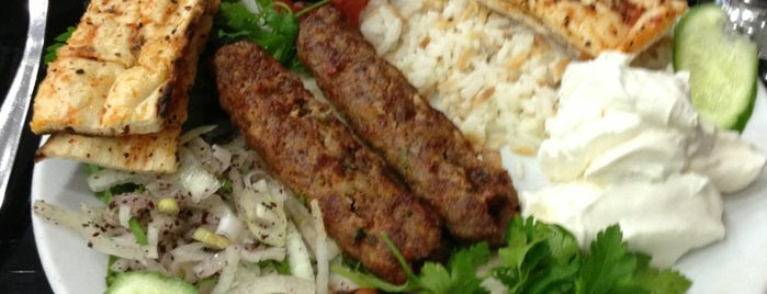 Tabier Lahmacun is one of Locais curtidos por Rohat.