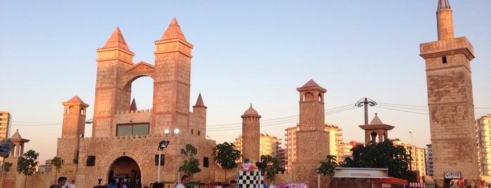 MedLand Eğlence Merkezi is one of Locais curtidos por Seray.