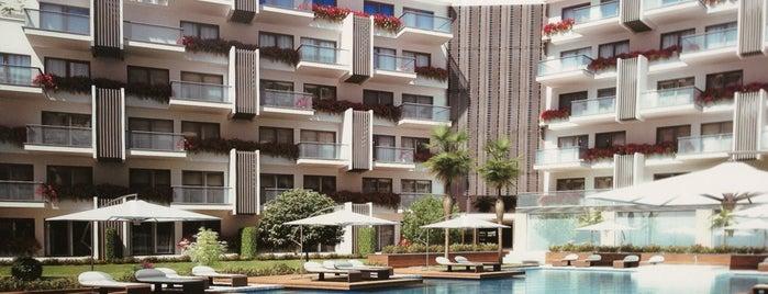Q Spa Resort Residences is one of Elifim Azram : понравившиеся места.