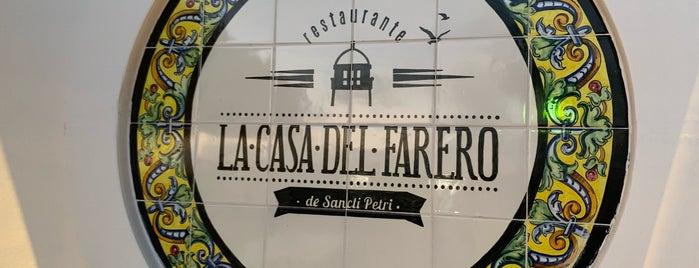 La Casa Del Farero is one of Chiclana in summer.