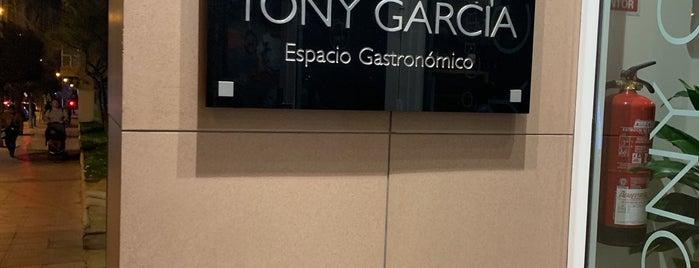 Tony Garcia is one of Lugares favoritos de Davide.