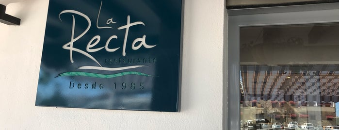 Restaurante La Recta is one of Entrega De Despachos.