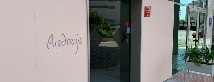 Audrey's Restaurant is one of Benissa.