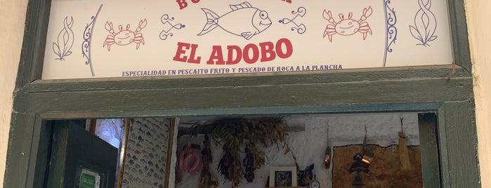 Bodeguita El Adobo is one of Pendientes España 2.