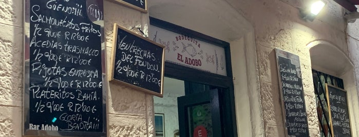 Bodeguita El Adobo is one of Cadiz try next.