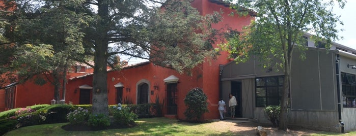 hacienda san martin is one of Nature.