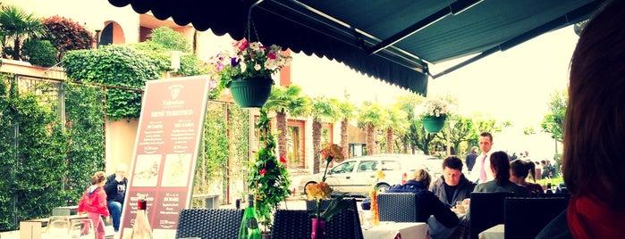 Ristorante Pizzeria Valentino is one of สถานที่ที่บันทึกไว้ของ Luigi.