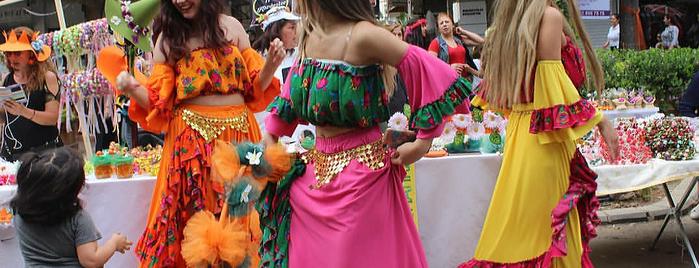 5. Uluslararası Portakal Çiçeği Karnavalı is one of Fadikさんのお気に入りスポット.