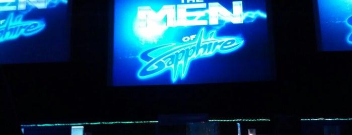 Men of Sapphire Las Vegas is one of Locais curtidos por Learnto.