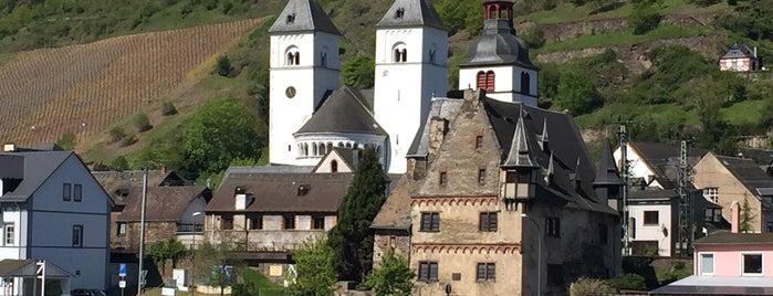 Stiftskirche St. Castor is one of Around Rhineland-Palatinate.