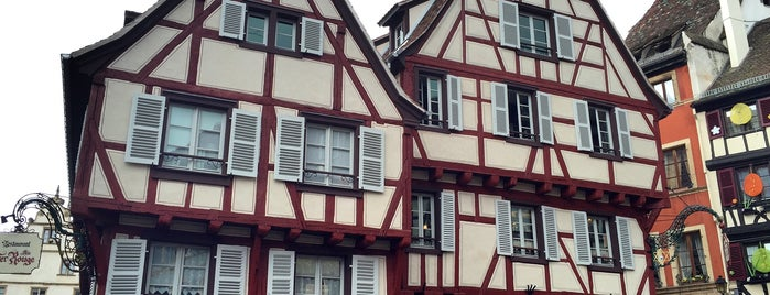 Le Fer Rouge is one of Colmar.