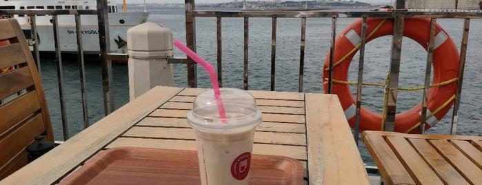 İstanbul Kitap Kafe is one of Kitap kafe.