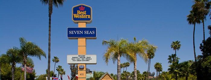 Best Western Seven Seas is one of Hakan'ın Kaydettiği Mekanlar.
