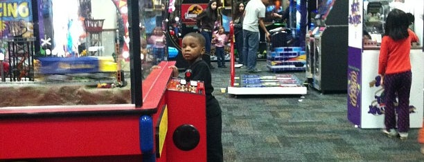 Chuck E. Cheese is one of Kids Stuff.