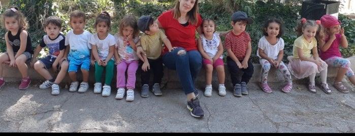 Hayvanat Bahçesi Çocuk Parkı is one of Locais curtidos por İnci.