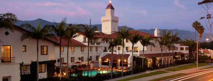 Hyatt Centric Santa Barbara is one of Lieux qui ont plu à Mauricio.