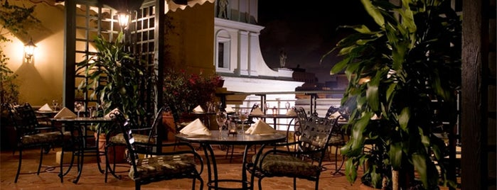 Hotel El Convento is one of Puerto Rico.